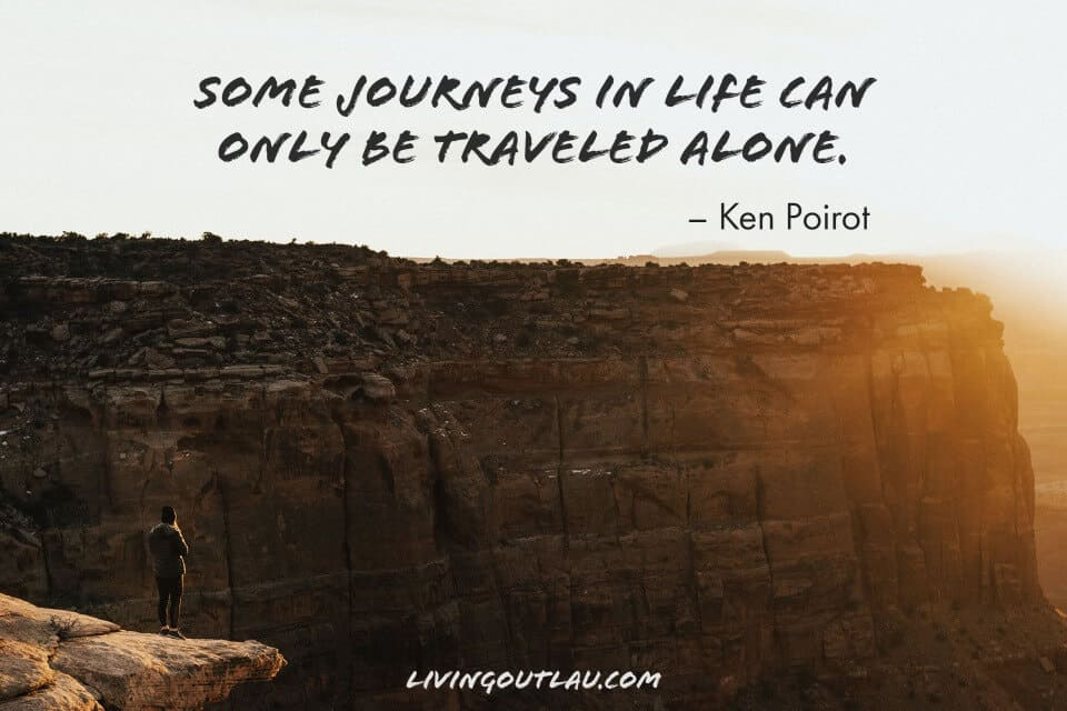 Solo Traveling Quotes