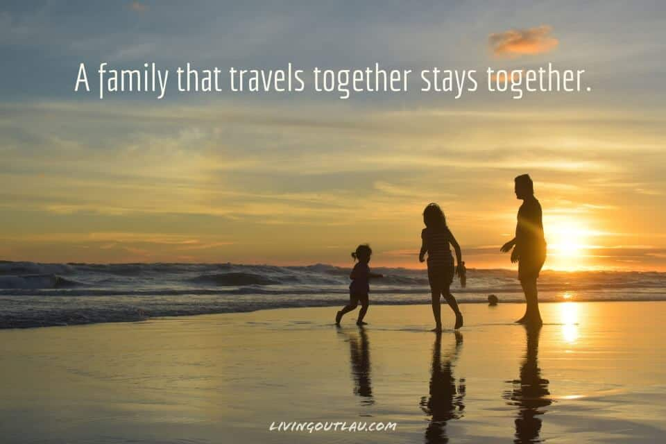 Travel With Kids Quotes