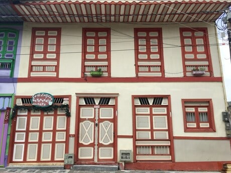 Where to Stay In Filandia