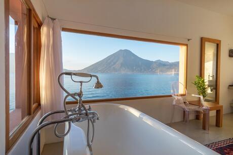 Lake Atitlan Hotel 1