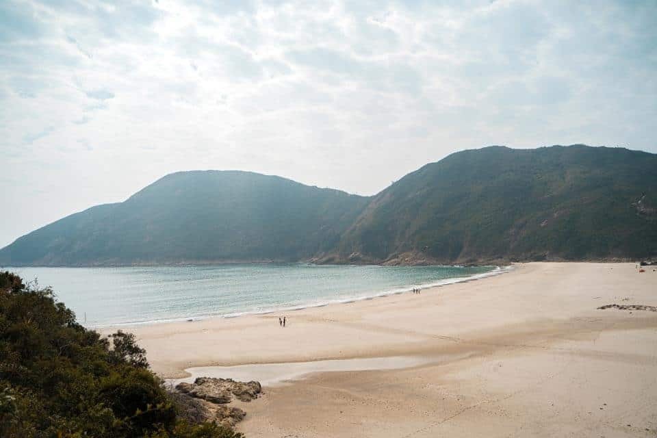 Long Ke Beach Sai kung
