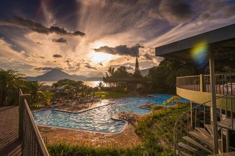 Porta Hotel del Lago Lake Atitlan