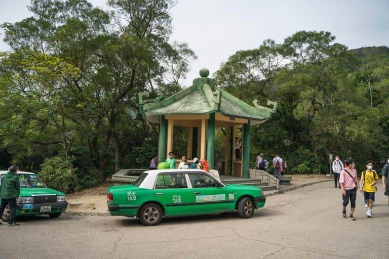 Sai Wan Pavilion Sai Kung