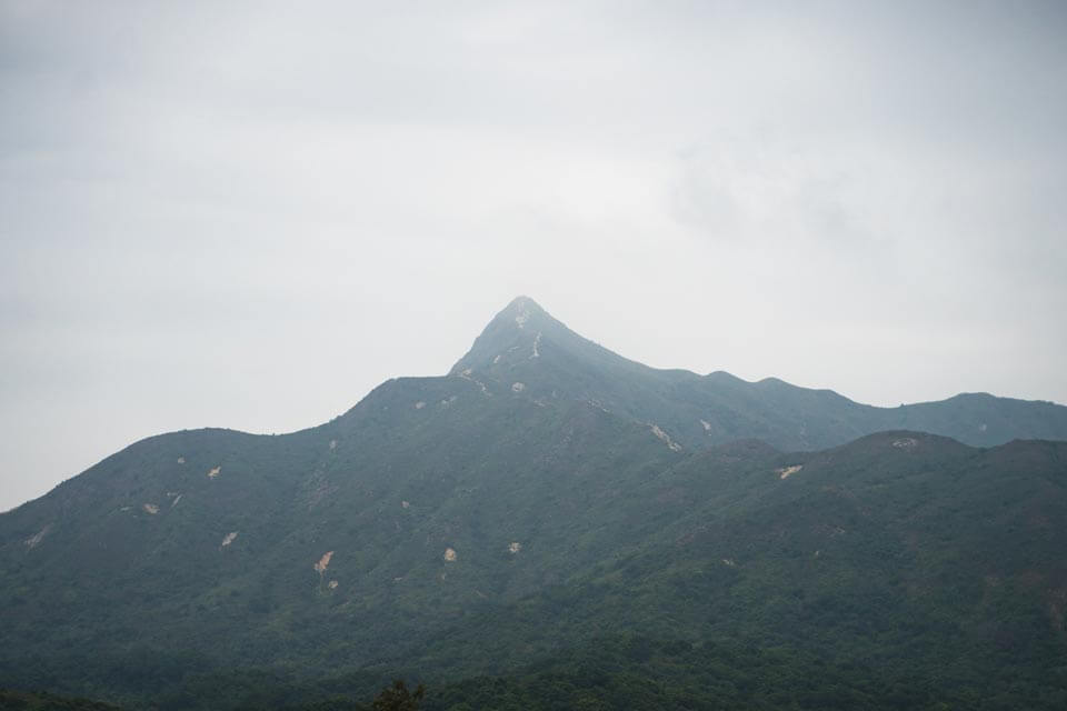 Sharp Peak Sai Kung