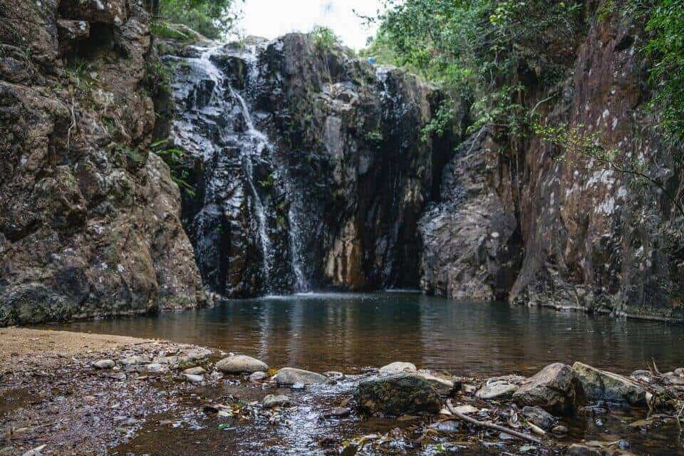 Tai Tam Mound Waterfall Hike