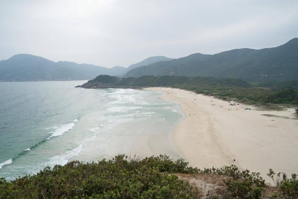 Tai Wan Beach Sai Wan