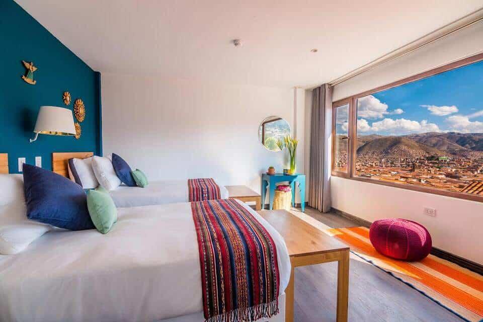 Tariq Boutique Hotel Cusco