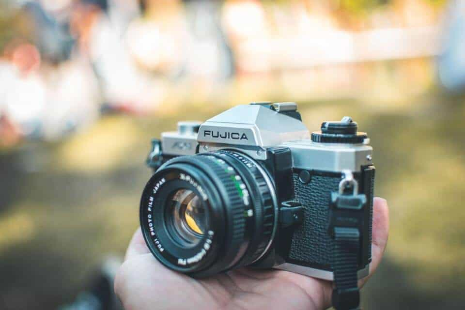 What Cameras Do Bloggers Use