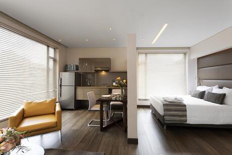 bs rosales hotel Bogota