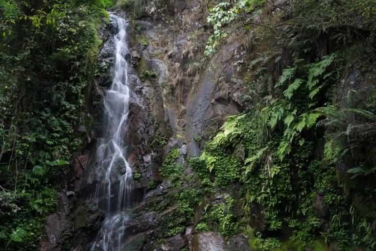 Ng Tung Chai Waterfalls Hong Kong