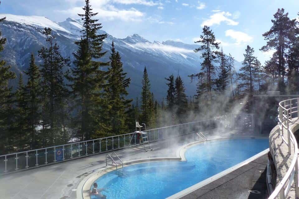 Banff Upper Hot Springs