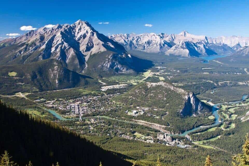 Best Small Towns in Alberta Canada