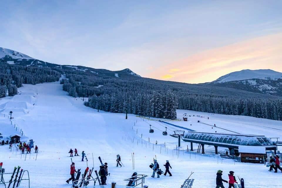 Lake Louise Ski Resort Banff