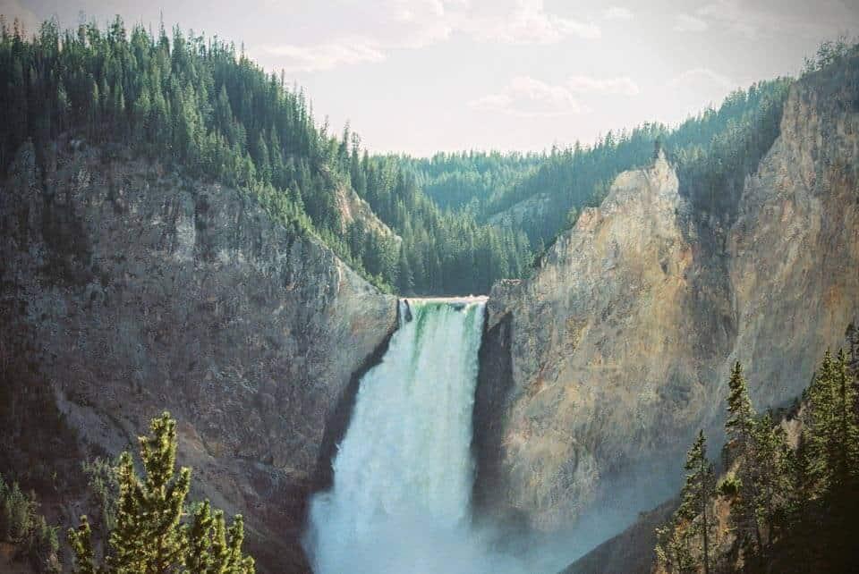 Yellowstone-4-days-itinerary