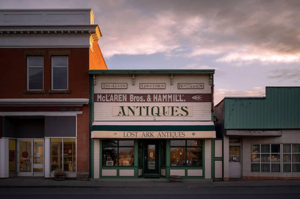 nanton-alberta-places to visit