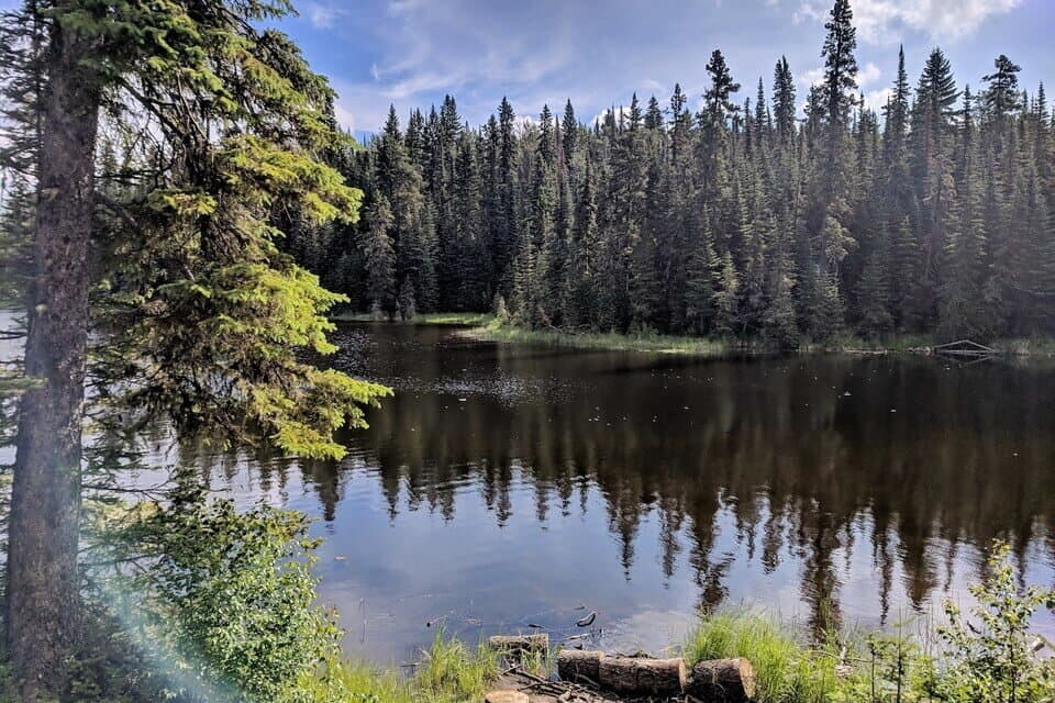 slave lake provincial park alberta