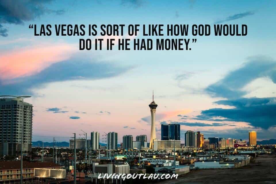 Funny Vegas Puns