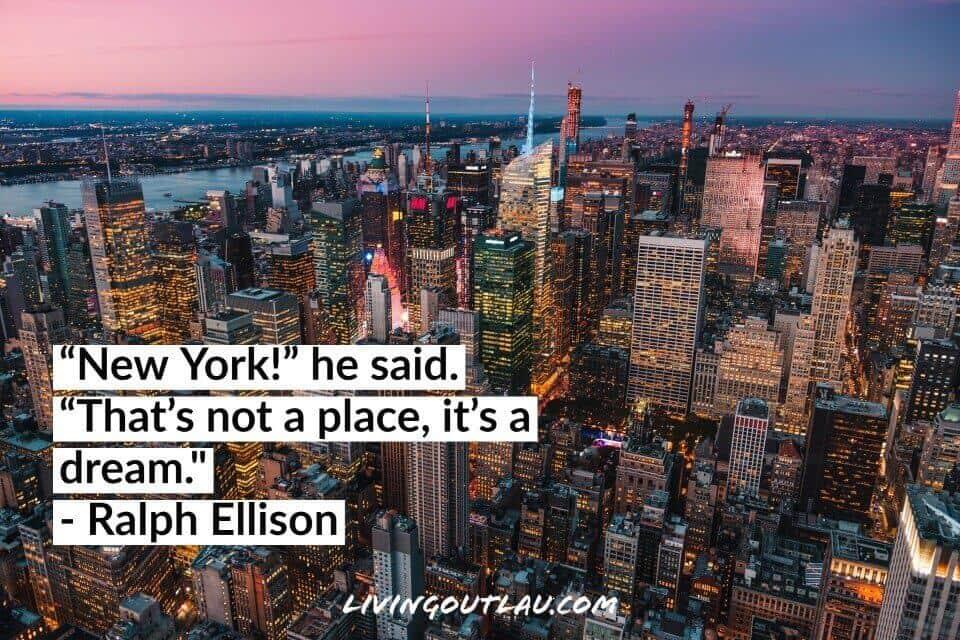 New York City ig captions