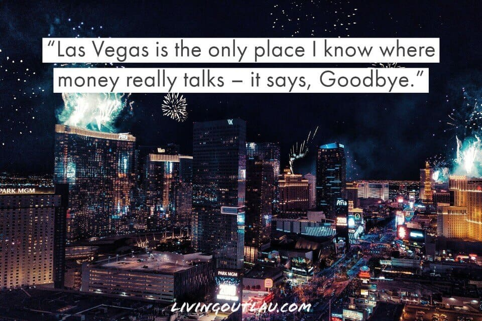 Vegas Quotes funny