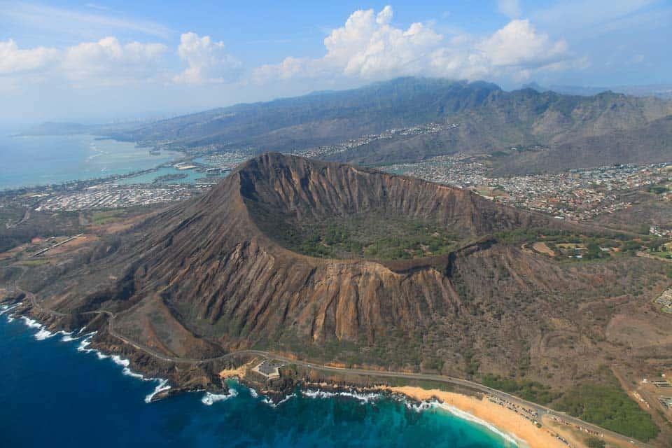 Diamond-Head-Hawaii-Landmark
