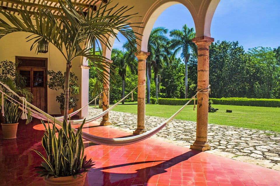 Haciendas In Yucatan Peninsula
