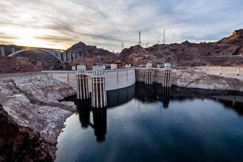 Hoover Dam NA Landmarks