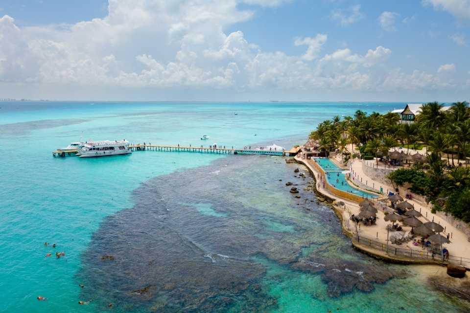 Isla mujeres Yucatan Itinerary