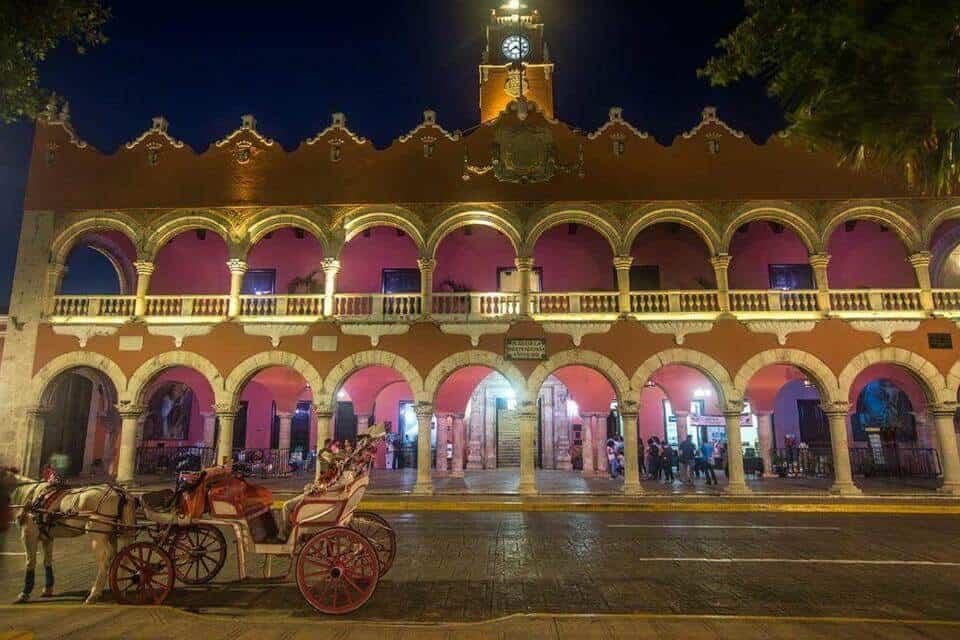 Merida Yucatan Capital