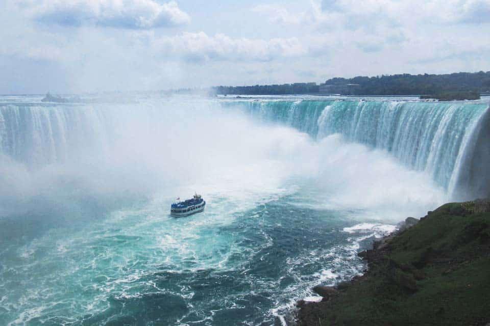 Niagara-Falls North American Landmarks