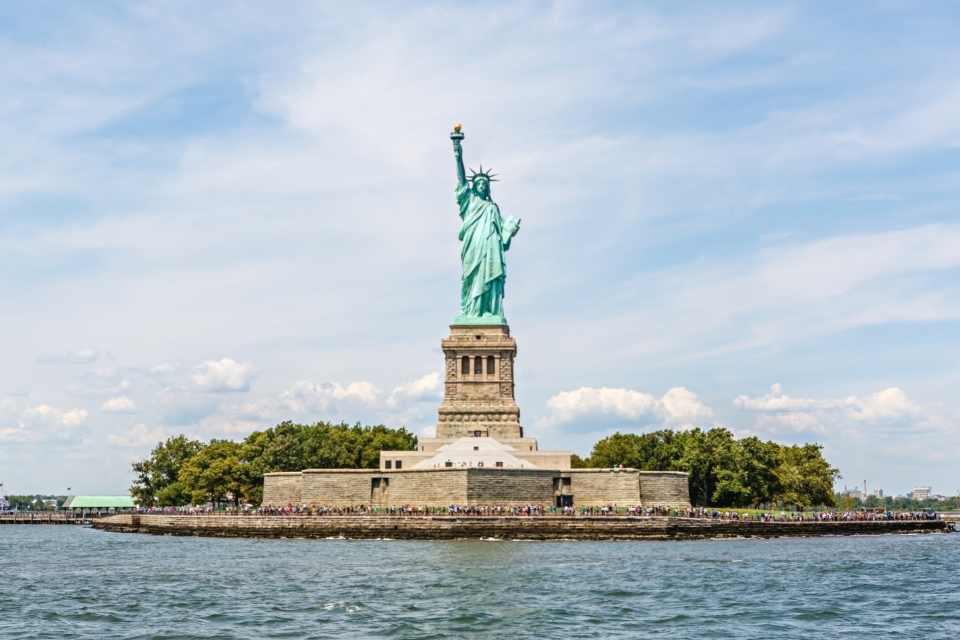 North America Statue of Liberty