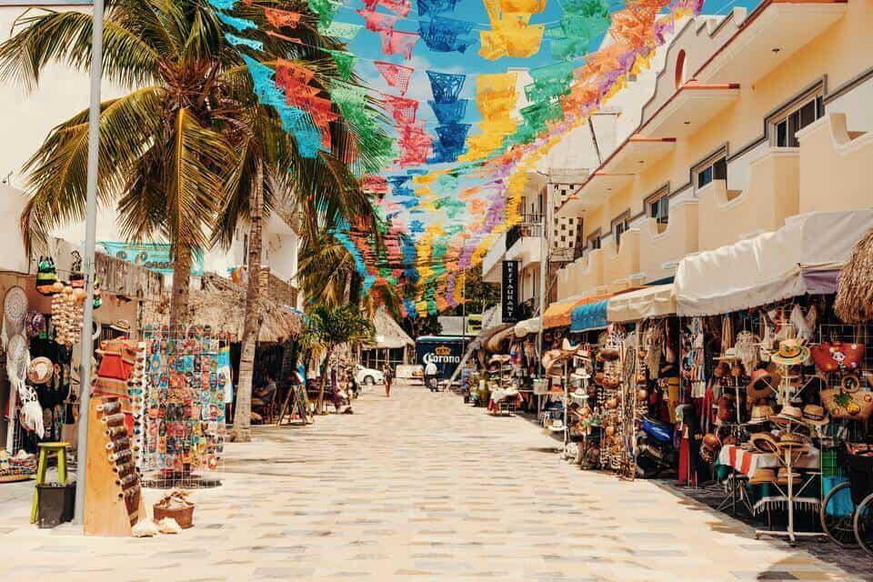 PLaya Del Carmen places to go in Yucatan