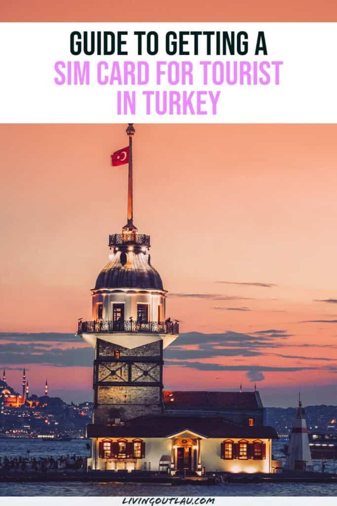 Turkish Sim Cards For Travelers Pinterest