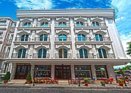 Where to Stay in Sultanahmet