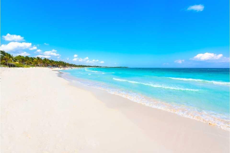 Xpu-Ha Beach Yucatan Peninsula