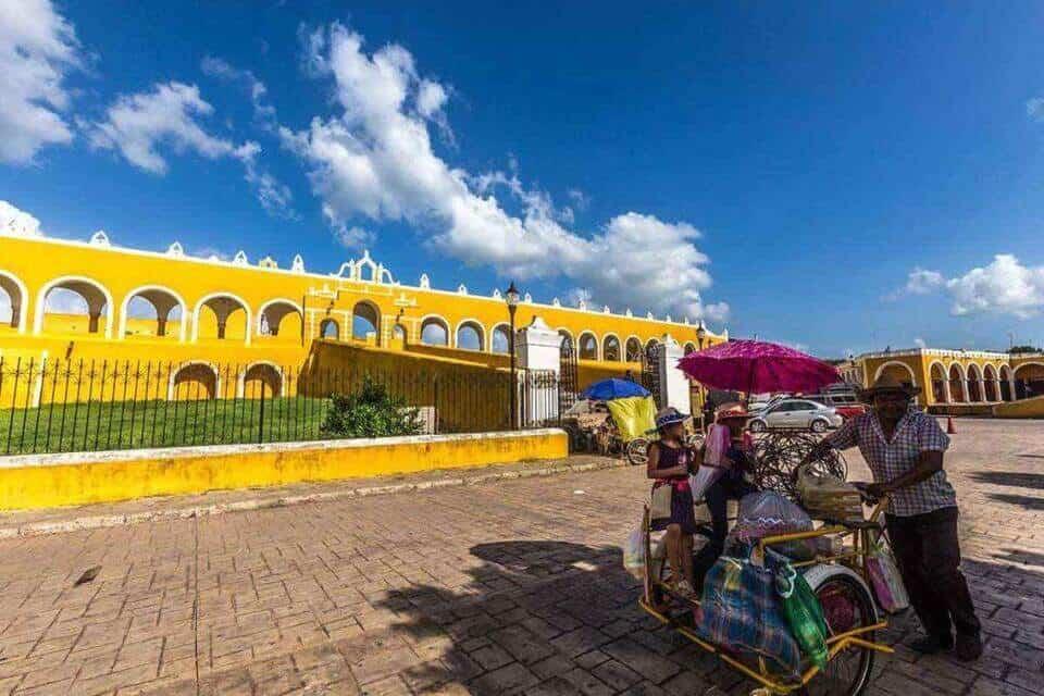 izamal What to do in Yucatan Peninsula