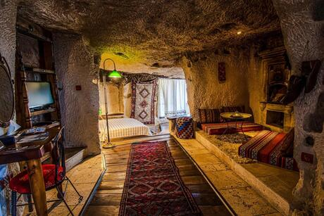 Best Cave Hotel in Goreme