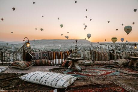 Best Places to Stay in Cappadocia