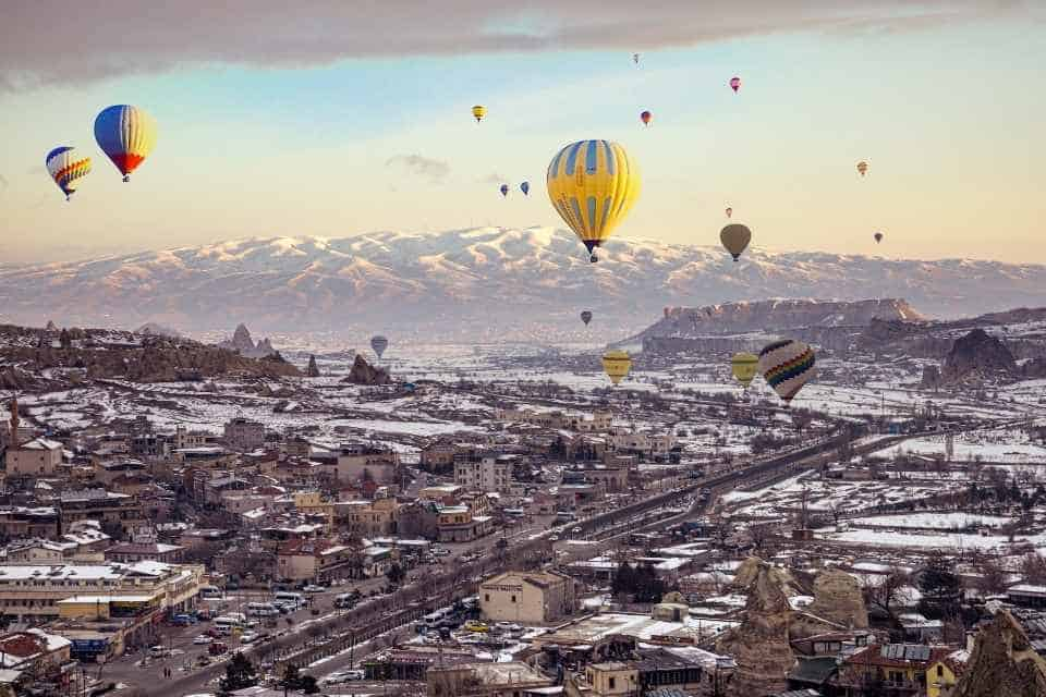 Best Time to Visit Cappadocia