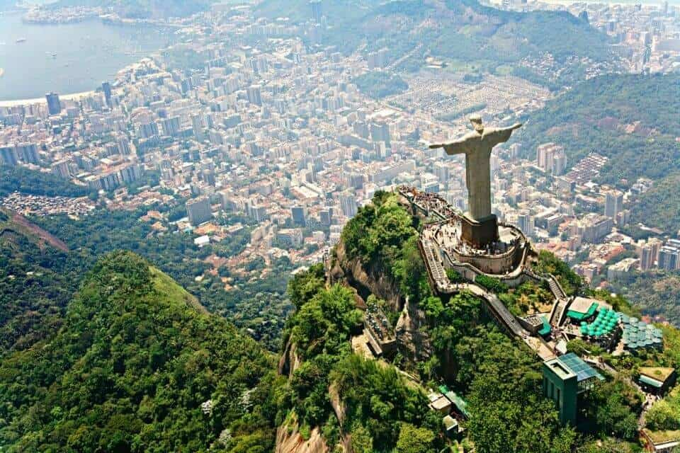 Christ the Redeemer Monument South America