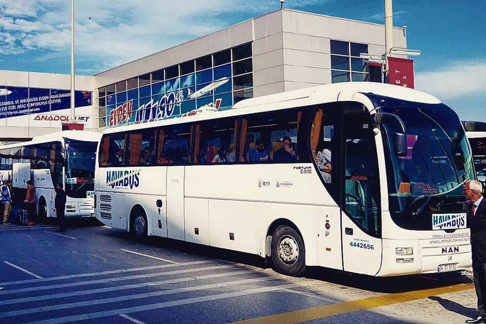 Havabus-SAW-Airport