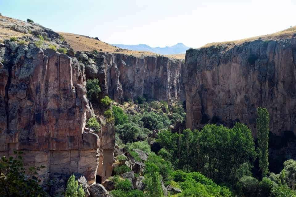 Ihlara Valley Cappadocia