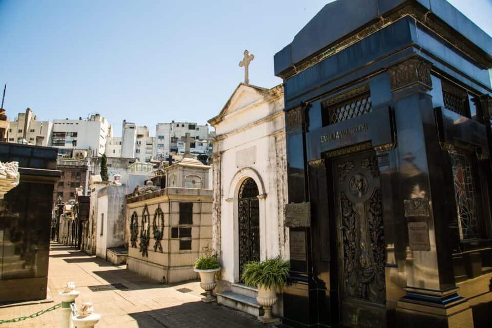 La Recoleta Cemetery Argentina