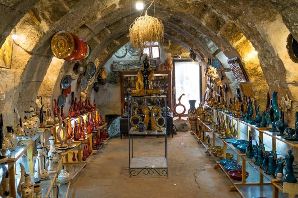 Pottery-Making-in-Avanos-Cappadocia