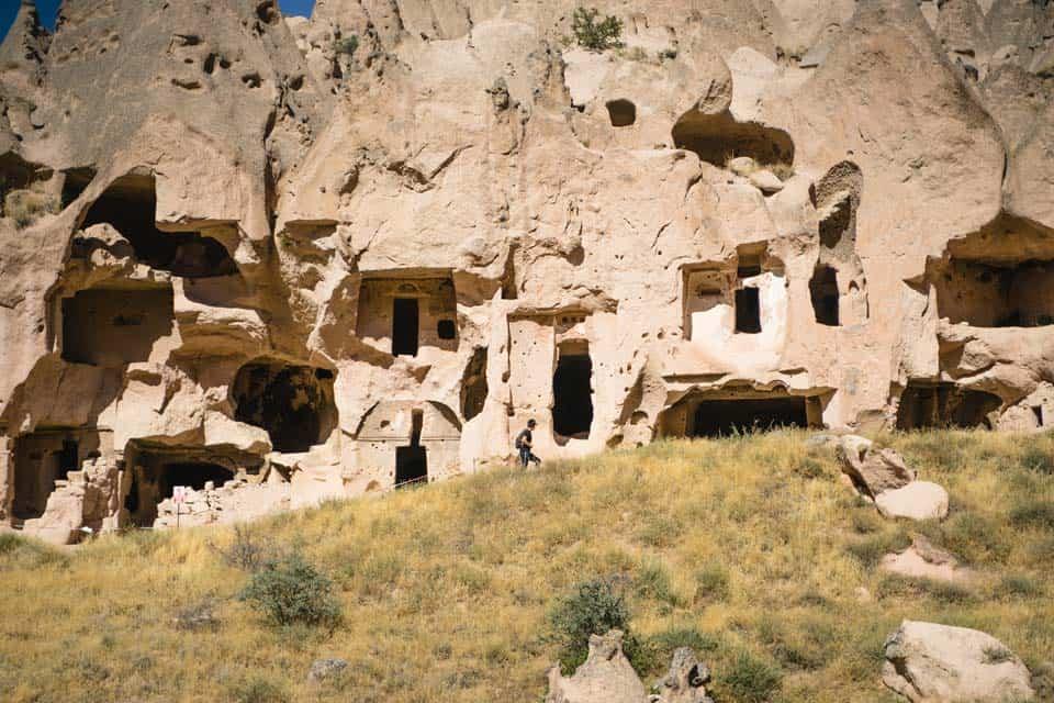 Zelve-Open-Air-Museum-Cappadocia-Attractions