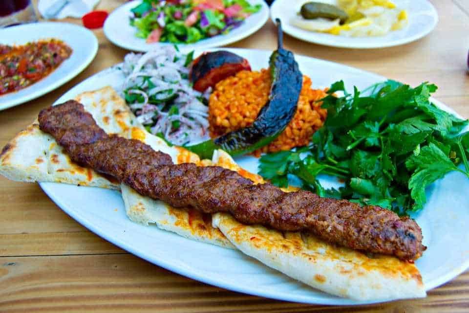 Adana Kebap Best Istanbul