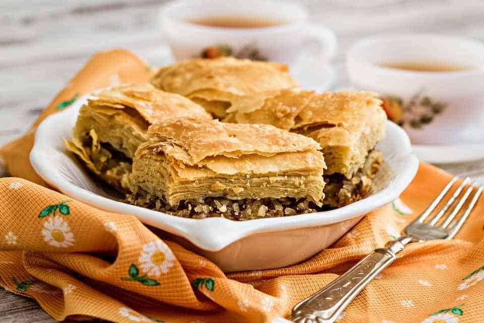 Borek Things to Eat in Istanbul