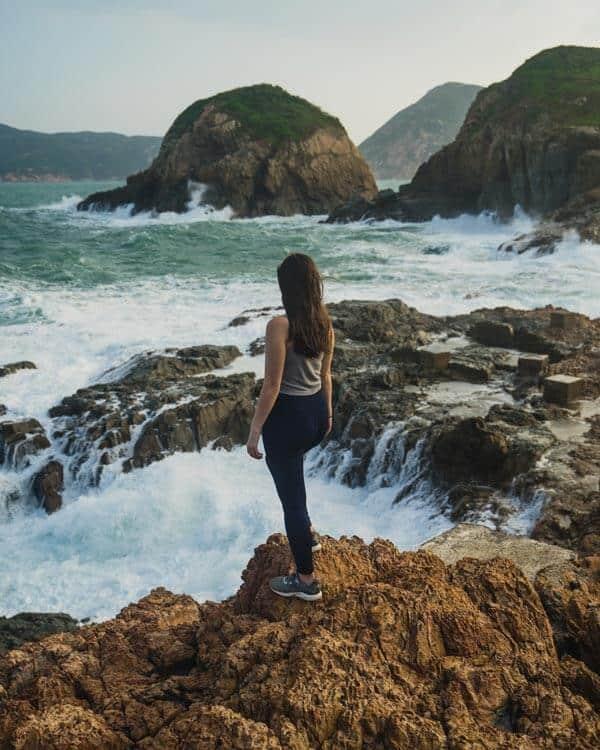 Cape D Aguilar Scenery
