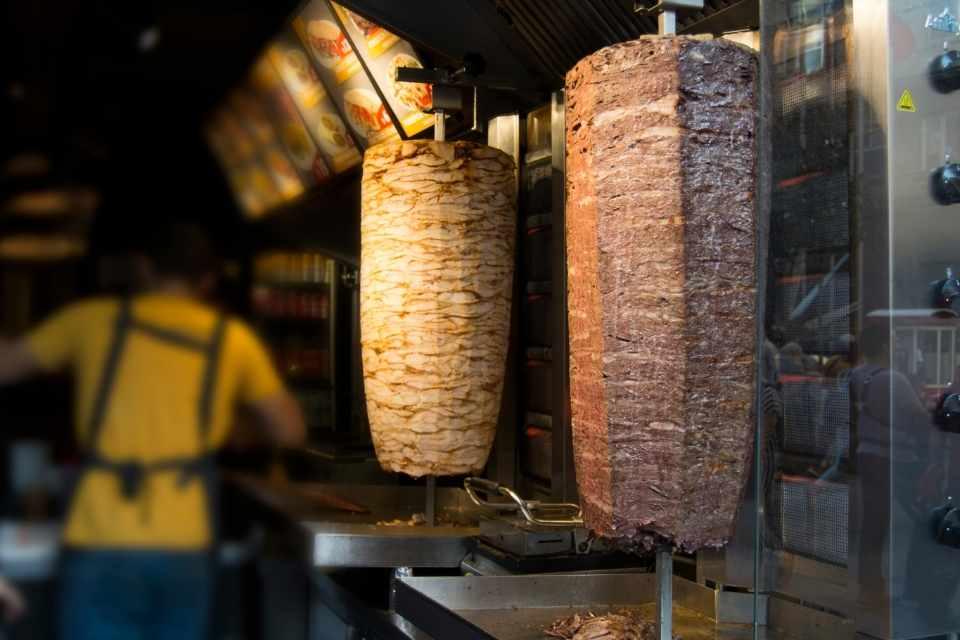 Doner Kebap Istanbul Iconic Food