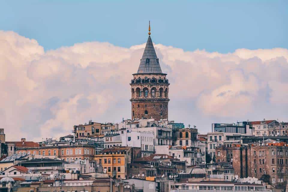 Galata-Tower-Turkey-Landmark