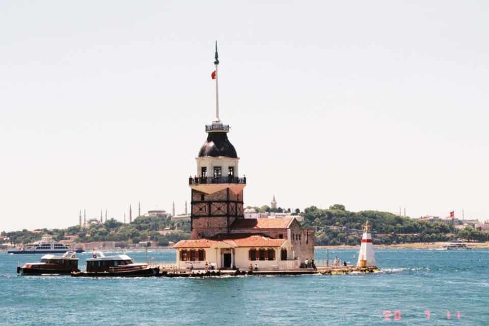 Maidens-Tower-Uskudar-Istanbul
